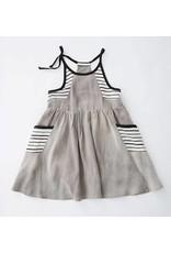 Cokluch Mini Libellule Dress - Stone