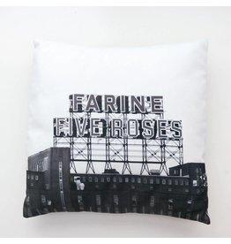 Fotofibre Farine Five Roses Cushion