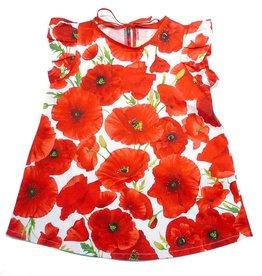 Supayana Poppy Print Dress
