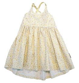 Alice & Simone Gold Strap Dress