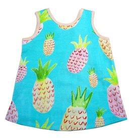 Supayana Pineapple print dress