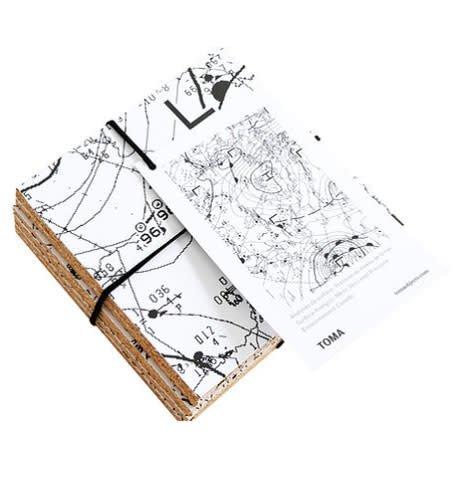 Set of 6 coasters evelyne boutique for Boutique article cuisine
