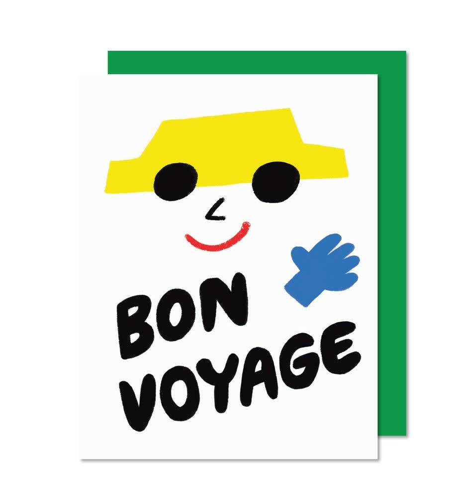 Paperole bon voyage greeting card boutique evelyne paperole paperole bon voyage greeting card m4hsunfo