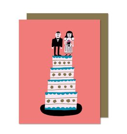 Paperole Marriage Greeting Card