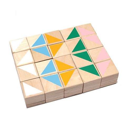 Gautier Studio Gautier Studio Cubes Badaboum - Couleur
