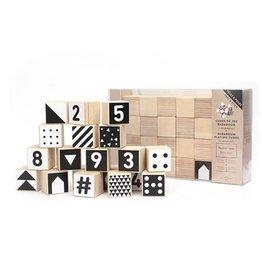 Gautier Studio Cubes Badaboum - N/B