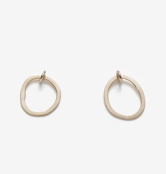 Pilar Agueci Thea Silver Earrings