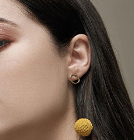 Pilar Agueci Pilar Agueci Thea Silver Earrings