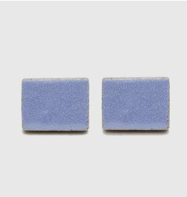 Pilar Agueci Rectangle Stud