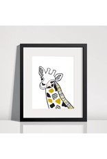 Lolly and Max Lolly and Max Safari Animal Print 8 x 10