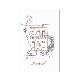Paperole Affichette 8x10 Duplex