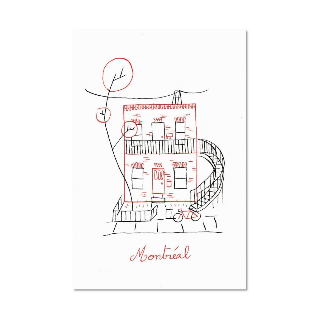 Paperole 8x10 Duplex Print