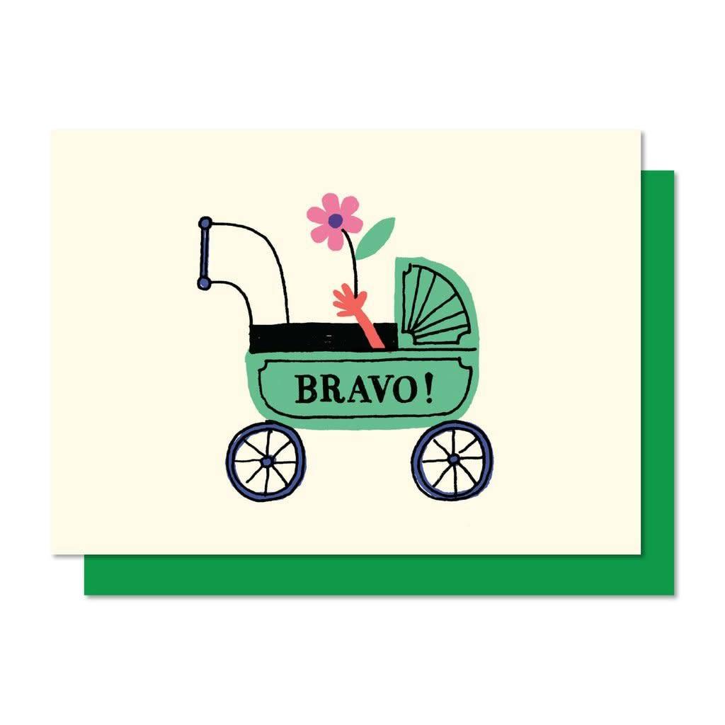 Paperole Paperole Carte Bravo