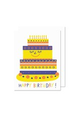 Paperole Paperole Cake Greeting Card
