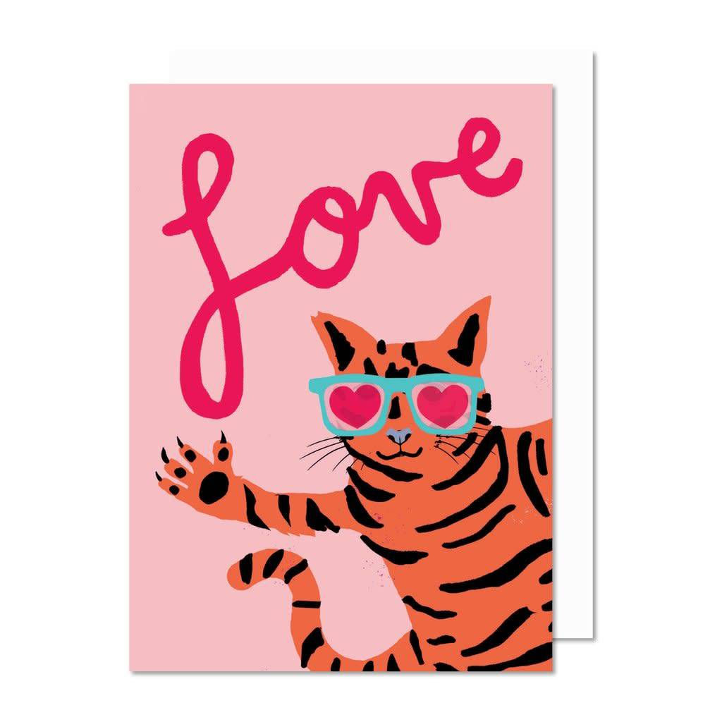 Paperole love cat greeting card boutique evelyne paperole paperole love cat greeting card m4hsunfo