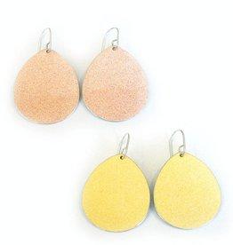 Pilar Agueci Pear Drop Earrings