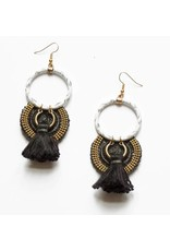 This Ilk This Ilk Musk Earrings - Black