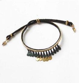 This Ilk Charas Bracelet - Teal
