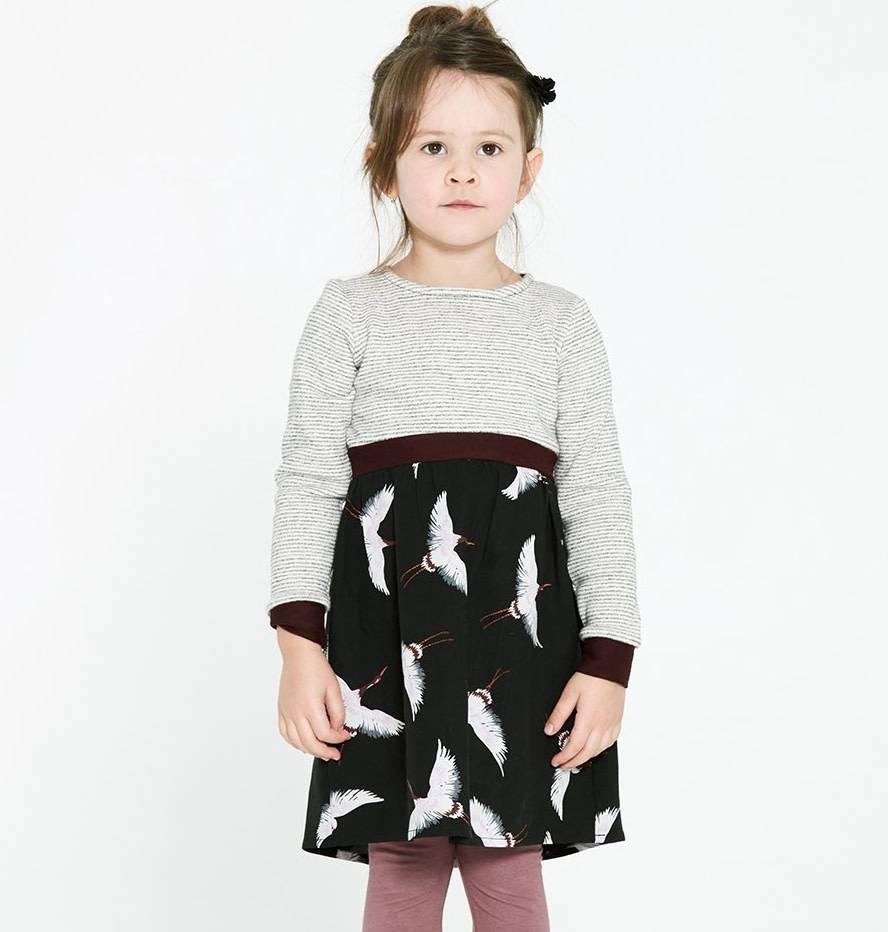 Cokluch Mini Cokluch Mini Robe Rosie - Hérons