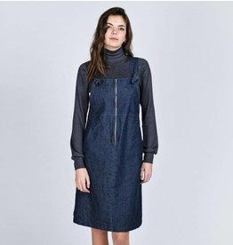 Pillar Zermatt Overall Dress - Denim