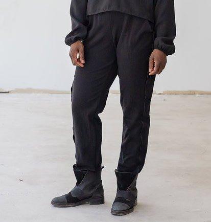 MAS Montreal MAS Montreal Pantalon Evelyne - Noir