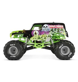 Axial 1/10 SMT10 Grave Digger Monster Jam Truck 4WD RTR