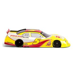 Protoform Gen3-D Regular Weight Clear Body for 1/10 Oval Cars