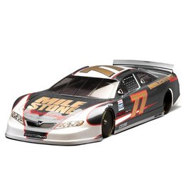 Protoform T-HD Lightweight Clear Body for 1/10 Oval Cars