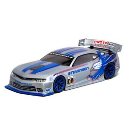 Protoform Chevy Camaro Z28 Clear Body 190mm