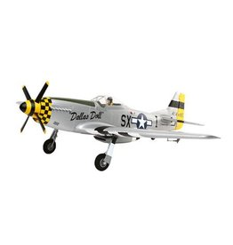 E-Flite P-51D Mustang BNF Basic