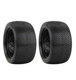 AKA Products Racing Vektor 2.2 Rear Buggy Tires (Clay, 2)