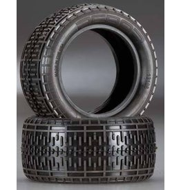 AKA Products 1/10 Buggy Rebar Rear Soft Tires (2, No insert)