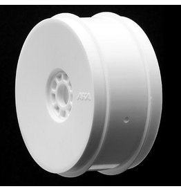 AKA Products 1/8 Buggy EVO Wheels, White (4)