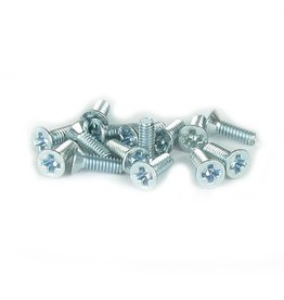 AKA Products Fasteners 2mm x 6mm for EVO Wheel Stiffener (15)