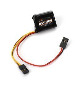 Dynamite 6.6V 220mAh LiFe Receiver Pack w/Switch