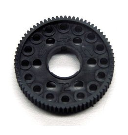 CRC 64 Pitch Spur Gear 72 Tooth