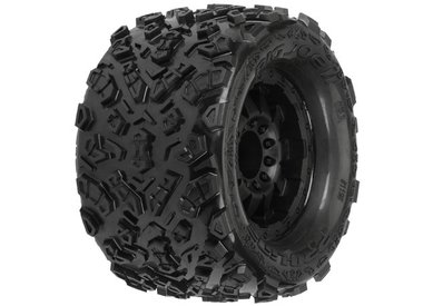 Monster Truck Tires and Wheels