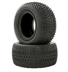 JConcepts Goose Bumps Tires for 2.2 Truck Green Compound w/Foam (2)