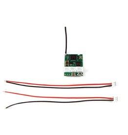 PN Racing 2.4Ghz 3Ch Micro Receiver Spektrum DSM2 Compatible