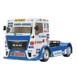 Tamiya Team Hahn Racing MAN TGS 4WD On Road TT01E Euro Semi Kit w/Motor & ESC