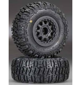 "Pro-Line Trencher SC 2.2/3.0"" M2 Tires Mounted Renegade, Medium, Black (2)"