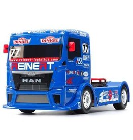 Tamiya Team Reinert Racing MAN TGS 4WD On Road TT01E Euro Semi Kit w/Motor & ESC