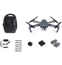 DJI Innovations Mavic Pro Fly More Combo