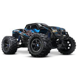Traxxas X-Maxx: Maxx-Scale 4WD 8S-Capable Brushless Truck