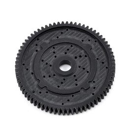 JConcepts 48P TLR Silent Speed Machined Spur Gear (70T)