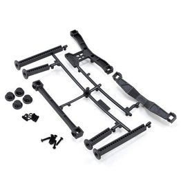 Pro-Line Extended Front & Rear Body Mounts (SC10)