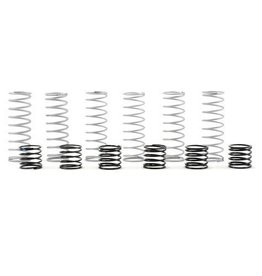 Pro-Line PowerStroke Rear Shock Spring Tuning Set (6)