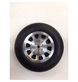 "Hangar 9 5 1/4"" P-51D 10 Spoke Mustang Wheel"