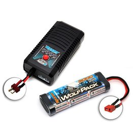 Reedy 423-S Charger/3000mAh NiMH Battery Combo