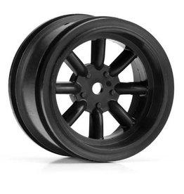 Protoform 31mm 8 Spoke VTA Rear  Wheels, Black (2)
